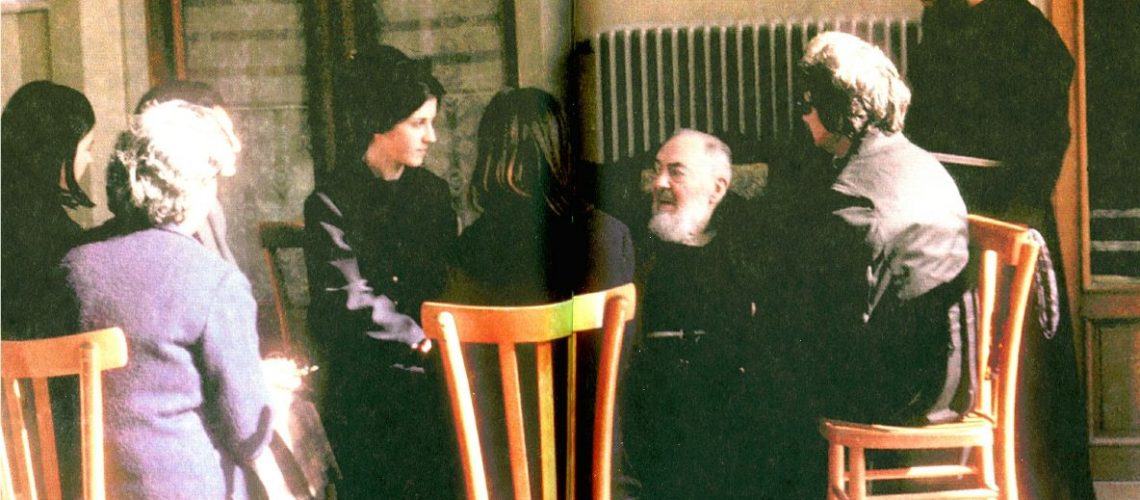 Padre Pio and his spritual